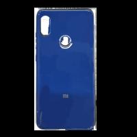 紅米Note 6 Pro 極簡高亮保護殼 藍色