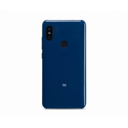 Redmi Note 6 Pro Hard Case Glossy Blue