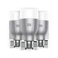Pack de 3 Mi LED Smart Bulb
