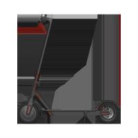 Mi Electric Scooter Black