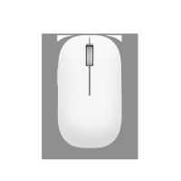 小米無線滑鼠 白色