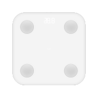 Mi Body Composition Scale Blanc