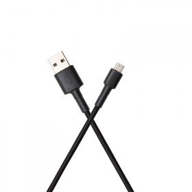 Mi Micro USB Braided Cable 100cm Red