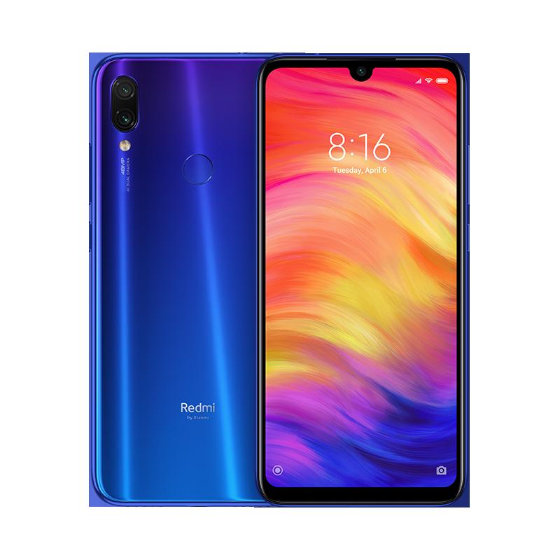 Redmi Note 7 Neptune Blue 3GB+32GB