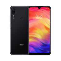 Redmi Note 7 Black 4GB+64GB