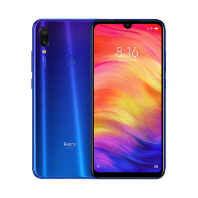 Redmi Note 7 <br> 4 GB + 64 GB