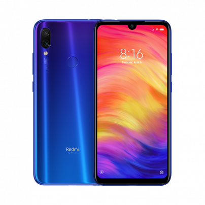 Redmi Note 7 4GB+128GB Blue