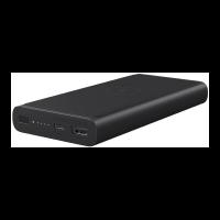 小米可充式鋰行動電源3 10000 無線充電版 黑色