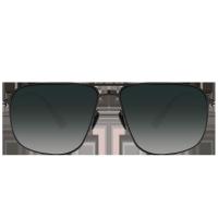 米家經典方框太陽眼鏡 Pro 漸變灰