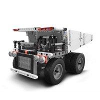 Mi Truck Builder White