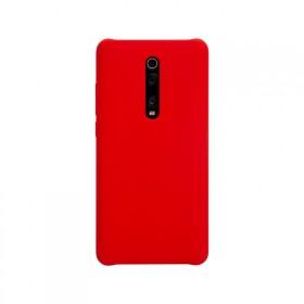 Mi Premium Liquid Silicone Case for Redmi K20 series Red