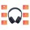 Mi Super Bass Wireless Headphones Red