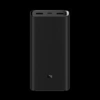 小米可充式鋰行動電源3 20000 高配版 黑色
