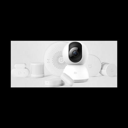 Home Security Camera + Smart Sensor Set