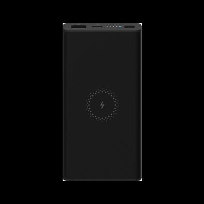 小米無線充電寶 青春版 10000mAh 黑色