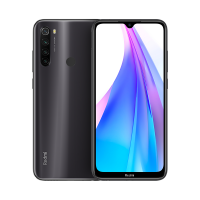 Redmi Note 8T Black 4GB+64GB
