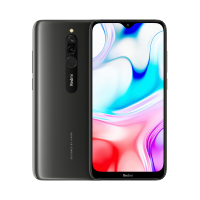 Redmi 8 Black 4GB+64GB
