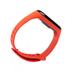 Mi Smart Band 4 Strap ( Compatible with Mi Band 3) Electric Orange
