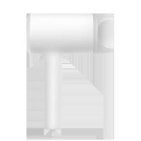 Mi Ionic Hair Dryer White Standard