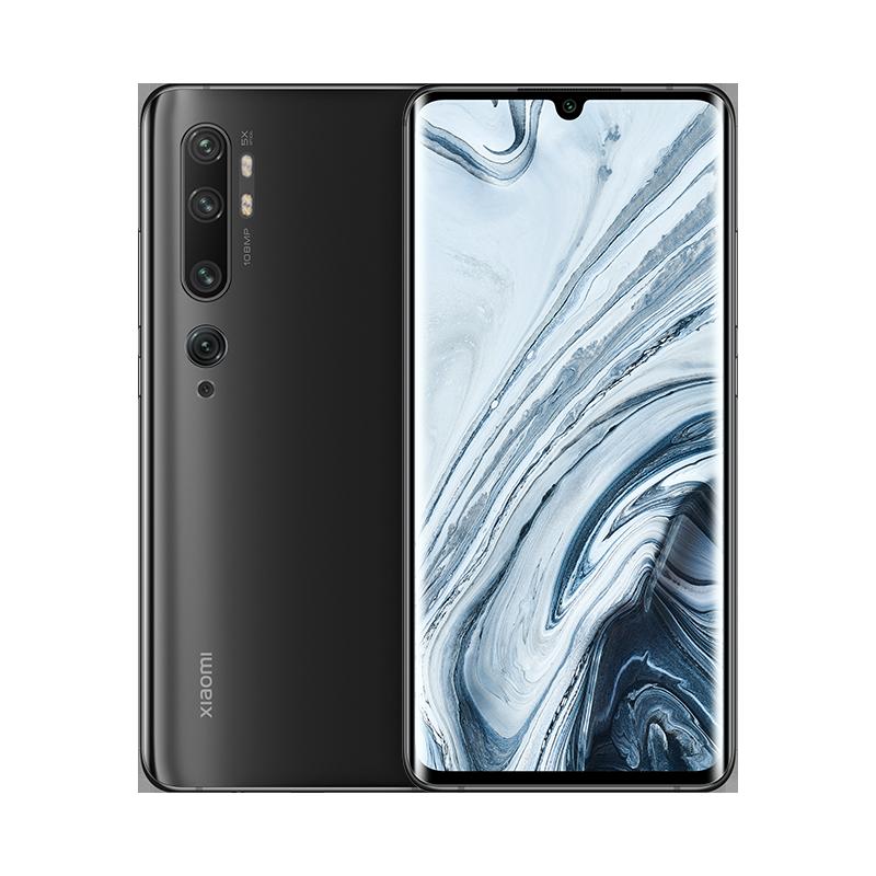 Mi Note 10 Pro Black 8GB+256GB | Xiaomi España丨Mi.com