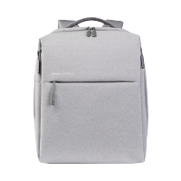 Mi City Backpack Light Grey Standard
