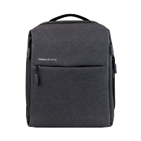Mi City Backpack Dark Grey Standard