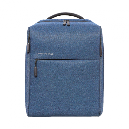 Mi City Backpack Bleu