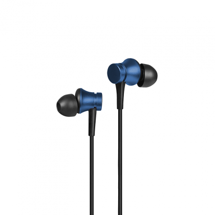 Mi Earphones Basic (with in-built mic) Blue .