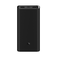 20000mAh Mi Power Bank 3 Pro Black Standard