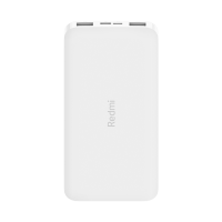 10000mAh Redmi Power Bank White