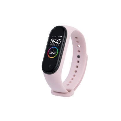 Mi Smart Band 4 Strap ( Compatible with Mi Band 3) Pink