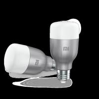 Mi LED Smart Bulb (White and Color) 2-Pack White