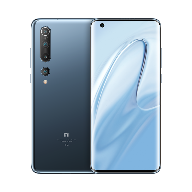 Mi 10 Grey 8GB+128GB   Xiaomi España丨Mi.com