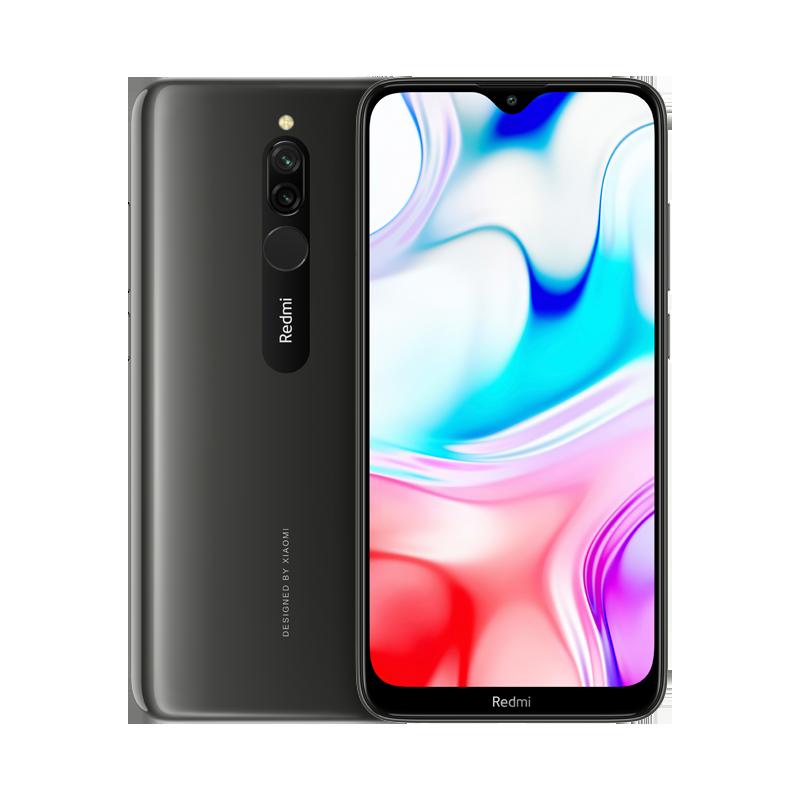 Redmi 8 Black 3GB+32GB