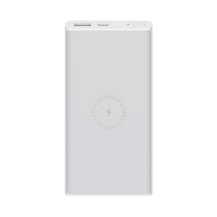 10000mAh Mi Wireless Power Bank Essential White