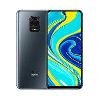 Redmi Note 9S Black 6GB+128GB
