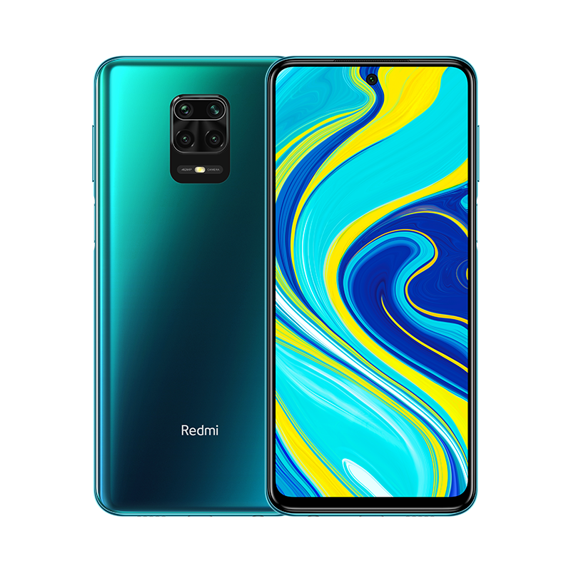 Redmi Note 9S Blue 6GB+128GB