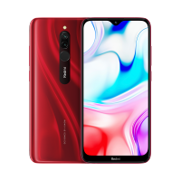 Redmi 8 Red 3GB+32GB