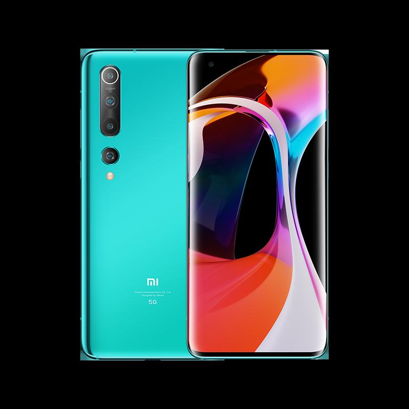 latest MI smartphones October 2020