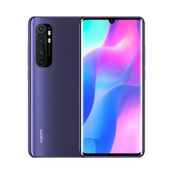 Mi Note 10 Lite <br> 6 GB + 64 GB