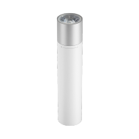 3250mAh Mi Power Bank Flashlight Blanco General