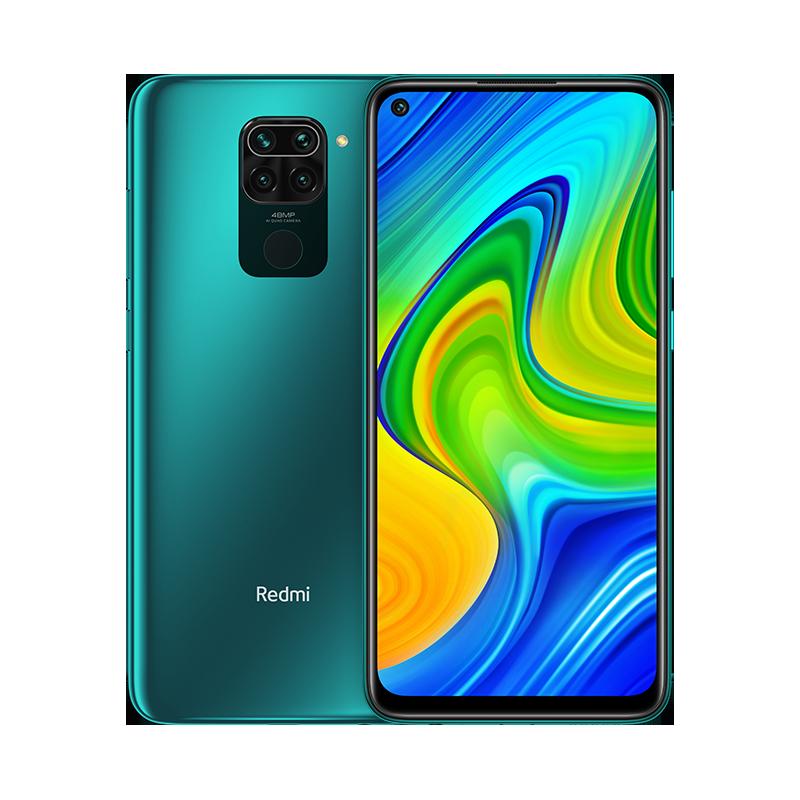 Redmi Note 9 Verde Bosque 4GB+128GB