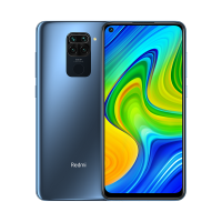 Redmi Note 9 Black 4GB+128GB