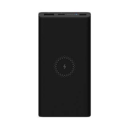 10000mAh Mi Wireless Power Bank Essential Noir
