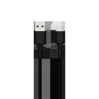 小米 Micro USB 傳輸線 編織線版 100cm 黑色
