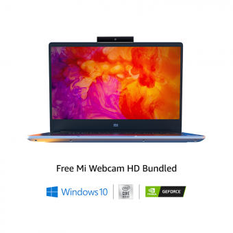 Mi NoteBook 14 i5/8G/256G/UHD