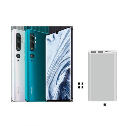 Mi Note 10 (6+128)+10000mAh Mi 18W Fast Charge Power Bank 3