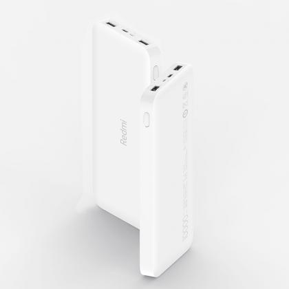 Redmi行動電源 10000 標準版 白色