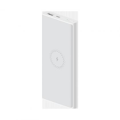 10000mAh Mi Wireless Power Bank Essential Blanco