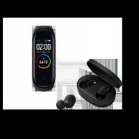 小米手環4+藍牙耳機Earbuds 超值版S套裝